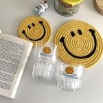 FAFA 스마일 컵받침 단열매트 카페 티코스터 소+대 세트