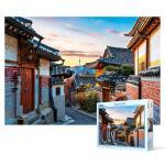1000피스 직소퍼즐 - 북촌 한옥 마을