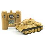 1/32 배틀탱크 R/C T34 러시아 탱크(YAK107016CA)