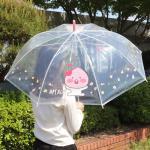 카카오프렌즈 리틀 피크닉 투명 우산