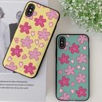 아이폰6 써니 벚꽃 카드케이스