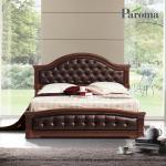 파로마 엥엘 통깔판 클레식 침대(Q)