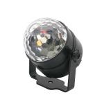 LED 미러볼 라이트 / USB램프 / 노래방 조명 LCIE141