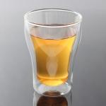 [로하티]빈스 이중 유리컵 / 내열 칵테일 주스잔