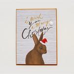산타토끼 (크리스마스카드)