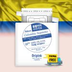 드립핑크 갓볶은 콜롬비아 슈프리모 10g x 18봉