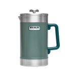 [STANLEY] 클래식 진공 커피 프레스 1.4L 그린