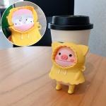 에어팟 1 2세대 프로 귀여운 우비 돼지 캐릭터 케이스