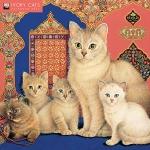 2021년 캘린더(FT) Ivory Cats