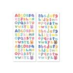 [한톨상점]알파벳 씰스티커(대문자/소문자)