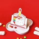 유어데이 케이크 팝업 축하카드