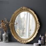[2HOT] 로망스 골드 거울