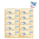 [춤추는고래]슬림 팬티라이너 40P X 10팩 (총400매)