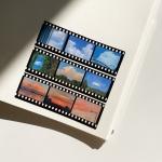 밍키트 코튼 와이드 필름 스티커