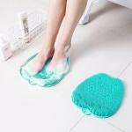 갓샵 파워흡착 발브러쉬 풋브러쉬 세척매트 발닦개