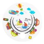 다양한 교통수단 투명부채만들기