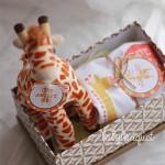 아기기린 기프트 박스