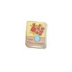 [Book pins_023]달러웨이 부인.북뱃지