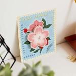 LUCKY FLOWER 벚꽃 메모잇