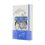 몰스킨 [20오즈]위키드 위치-블루 밴드/플레인 L