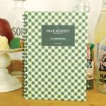제이로그 맛있는 기록 레시피북-맛있는기록 그린