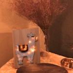 LED 라마 스트링아트 만들기 패키지 DIY