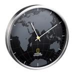 내셔널지오그래픽 WALL CLOCK 30cm 저소음 벽시계