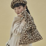 [펀프롬펀]Eco fur bag_leopard