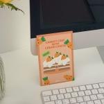 carrot cake 엽서