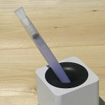 [Kuretake] 물을 내장해서 사용하는 수채화붓-일본 쿠레다케 2Way 워터 브러쉬 KG205(평붓-대)