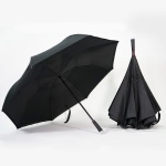 LED 반대로 거꾸로 반전 아이디어 우산