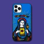 카드범퍼 케이스 - 마리아(Virgin Mary)