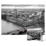 1000피스 직소퍼즐 - 빅벤 웨스트민스터 다리의 풍경2
