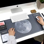 2019 BUT TODAY MOUSE MAT SCHEDULER