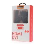 HDMI - DVI 케이블 2M (V1.4) (99383)