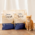 샌드백 더스트프리 고양이 벤토나이트 모래 9kg 1개입