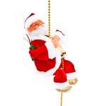 노래하며 줄타는 산타
