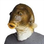 피쉬 마스크 생선 파티 가면