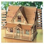 DIY나무모형 앤 셜리 하우스
