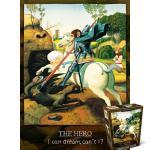 300피스 영웅-앤서니브라운 직소퍼즐 HS950355