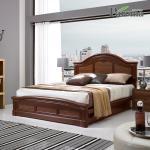 파로마 몬드 통깔판 클레식 침대(Q)