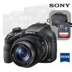 소니 사이버샷 50배줌 카메라 DSC-HX400V + 16GB(메모리/가방) 패키지