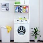 세탁기선반 다용도실 세탁기위선반 다용도 틈새 선반