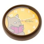 ZENSE 돈돈(강아지) 벽시계