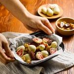 피나포레  눈꽃 딸기 & 카라멜 견과 수제 초콜릿 만들기 DIY 홈베이킹 쿠킹박스