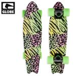 [GLOBE] 23 BANTAM ST GRAPHIC X RAD CAT X MINI PL CRUISER COMPLETE