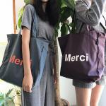 줄라이 메르시 가을 에코백 천가방 캐쥬얼가방