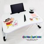 짱구 접이식 좌식 베드테이블 노트북책상 CBT-F01