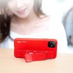 아이폰11 PRO XR X XSMAX 스트랩 거치대 하드 케이스