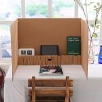 [무료배송] 공부집중 책상칸막이